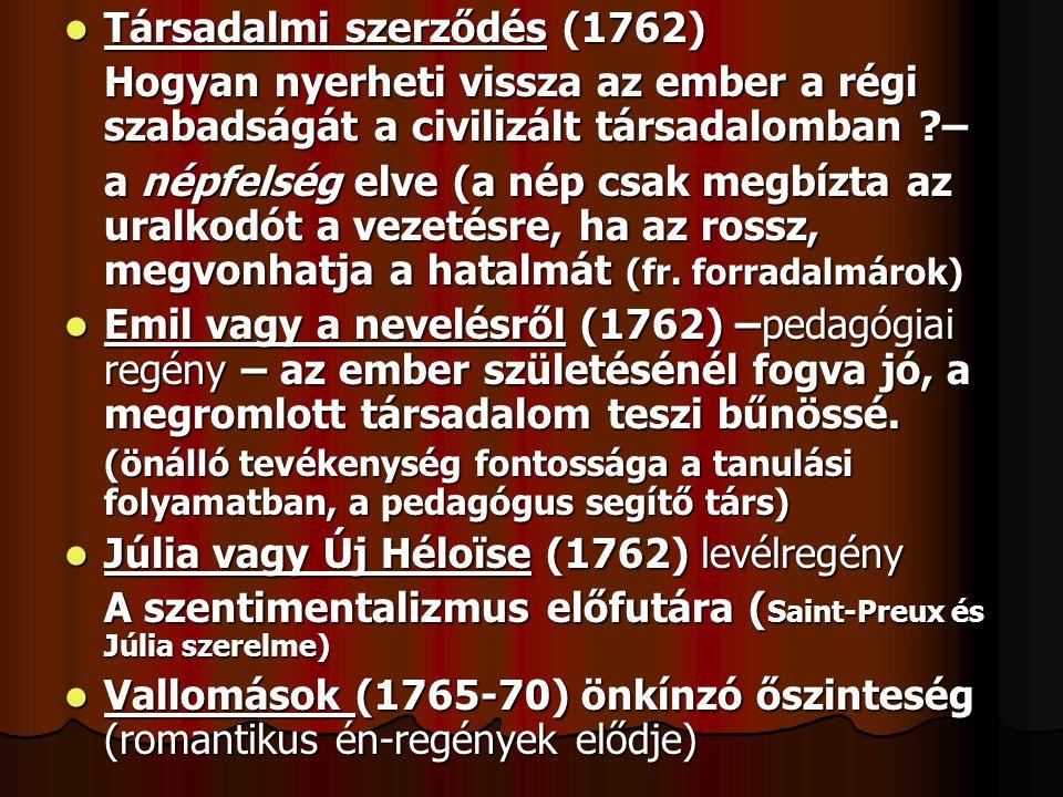 Társadalmi szerződés (1762)