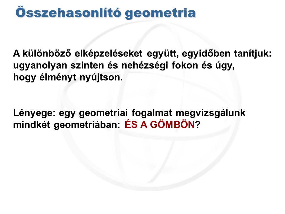 Összehasonlító geometria