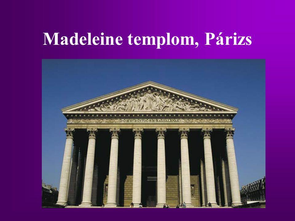 Madeleine templom, Párizs