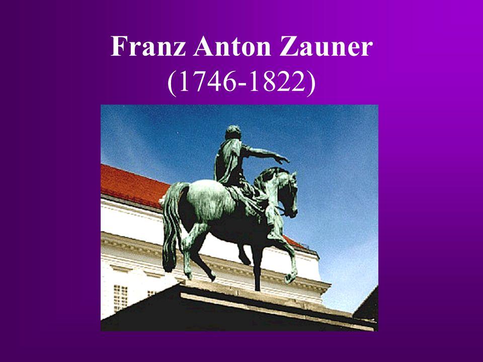 Franz Anton Zauner (1746-1822)