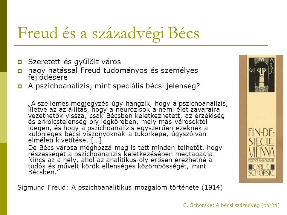 Freud és a századvégi Bécs