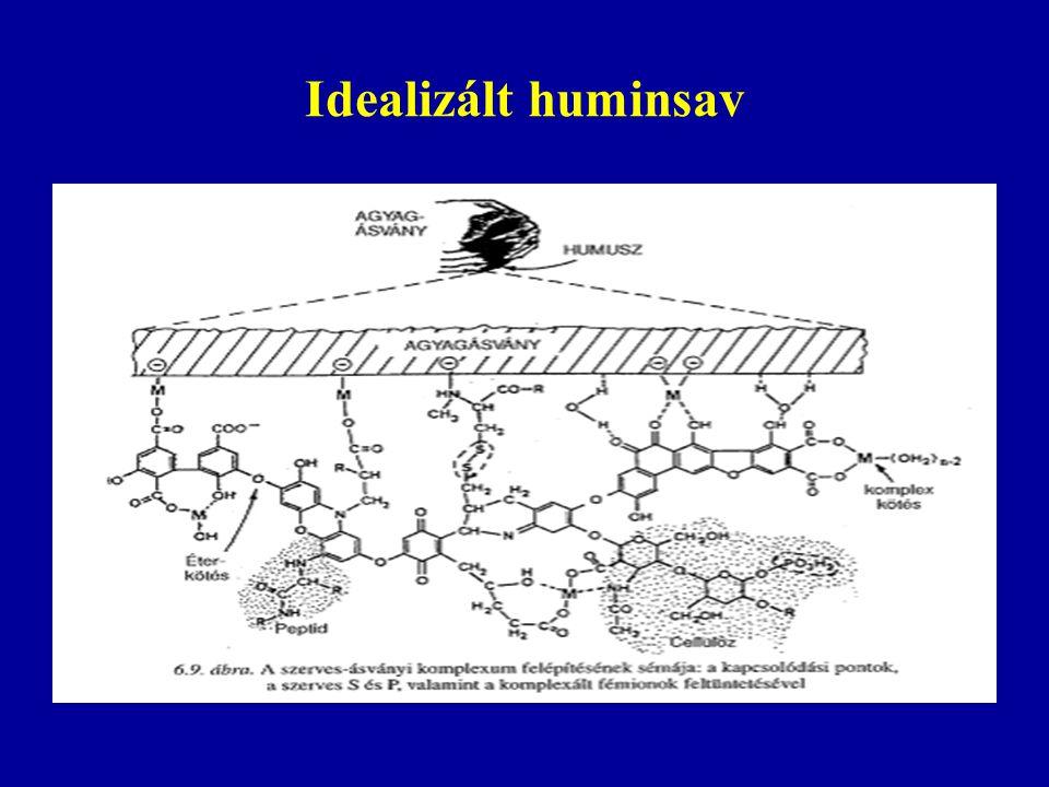 Idealizált huminsav