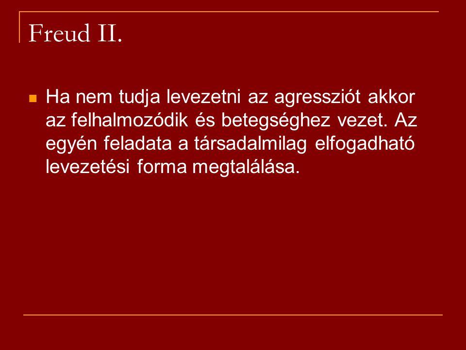 Freud II.