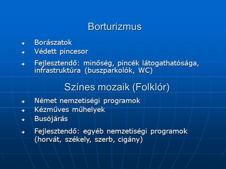 Színes mozaik (Folklór)