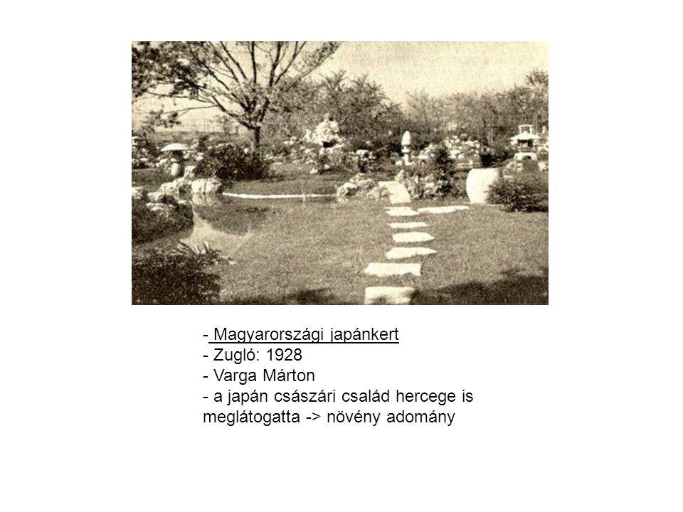 Magyarországi japánkert