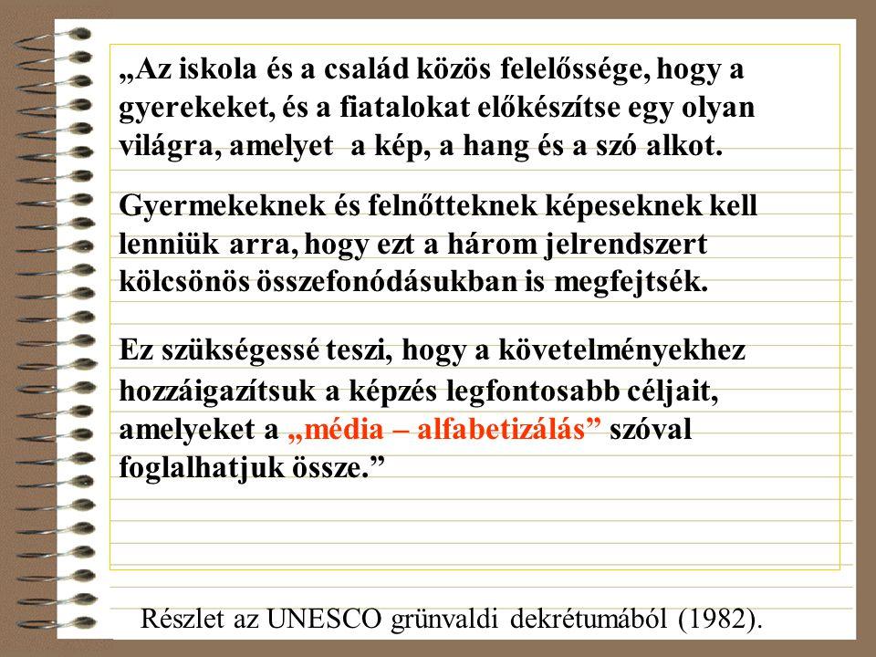 Részlet az UNESCO grünvaldi dekrétumából (1982).
