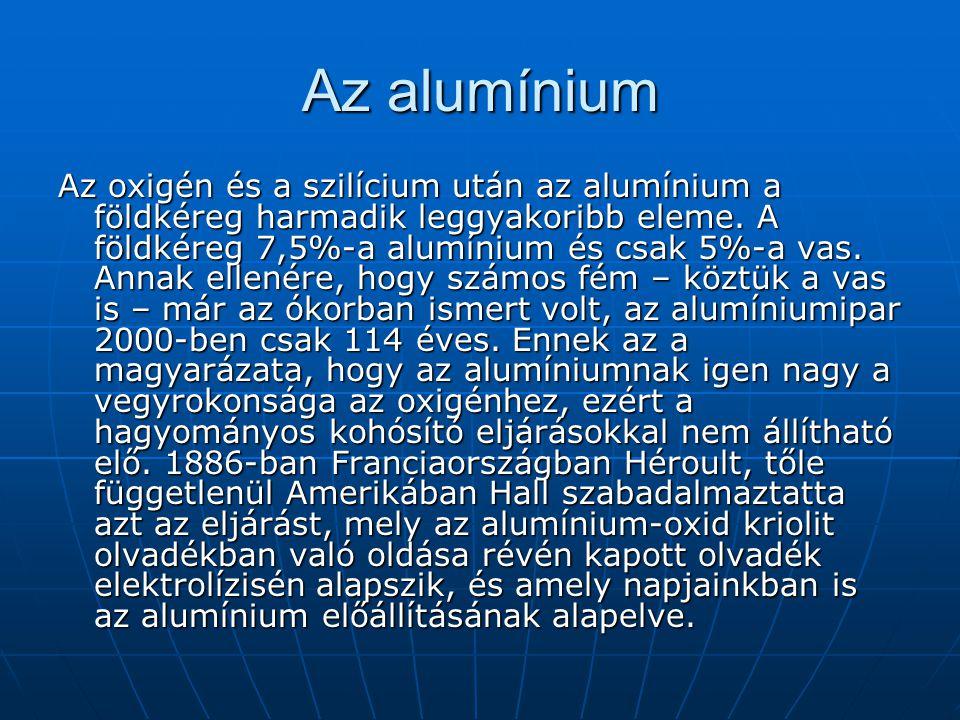 Az alumínium