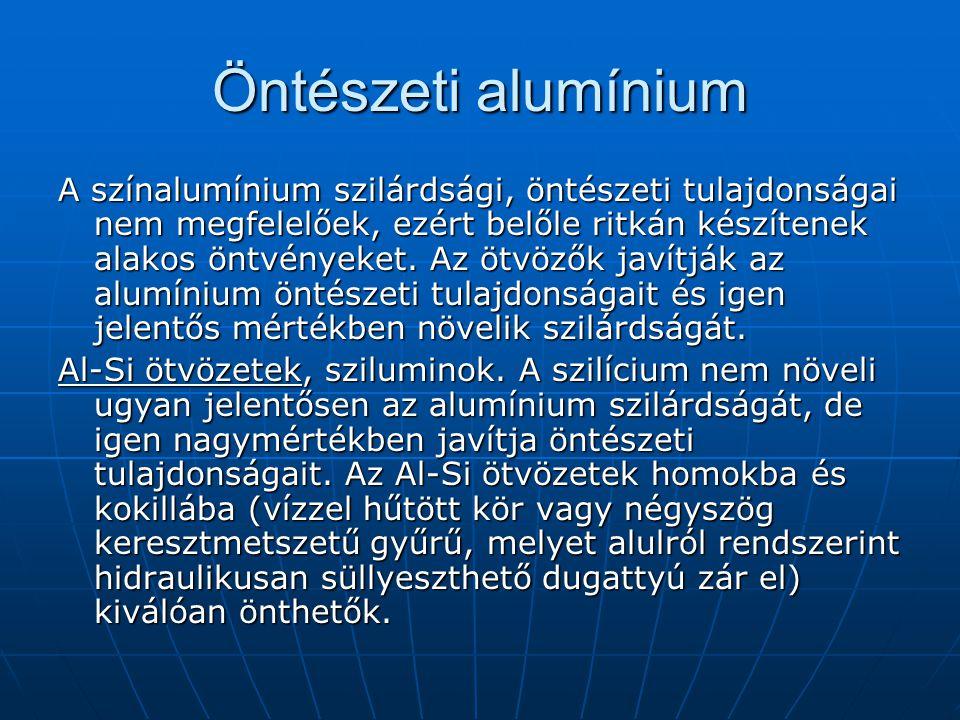 Öntészeti alumínium