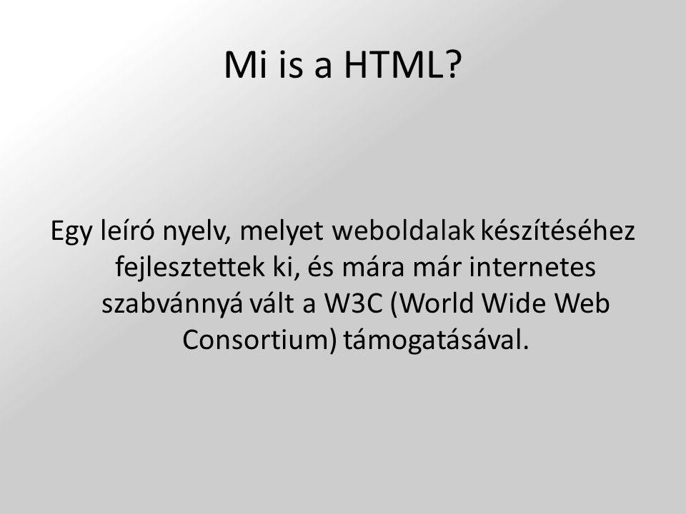 Mi is a HTML