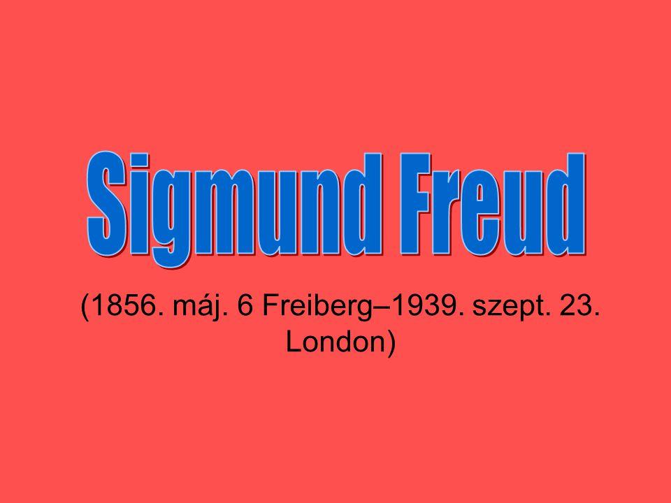 (1856. máj. 6 Freiberg–1939. szept. 23. London)