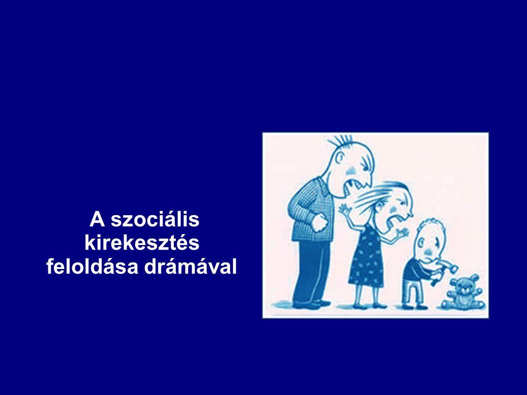 A szociális kirekesztés feloldása drámával