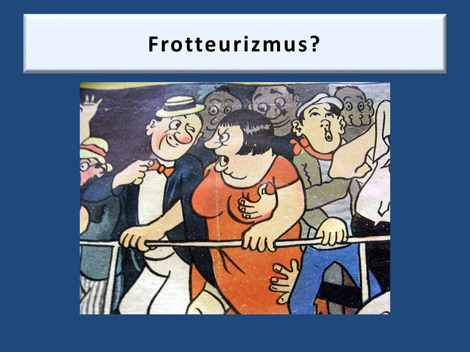 Frotteurizmus
