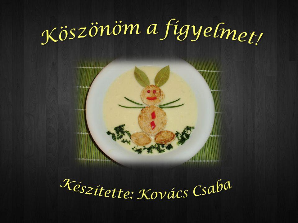 Készítette: Kovács Csaba