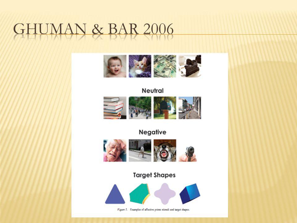 Ghuman & BAR 2006