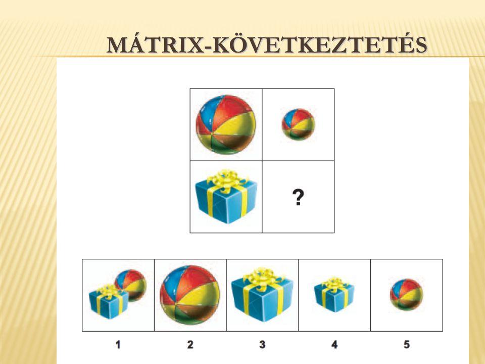 Mátrix-következtetés
