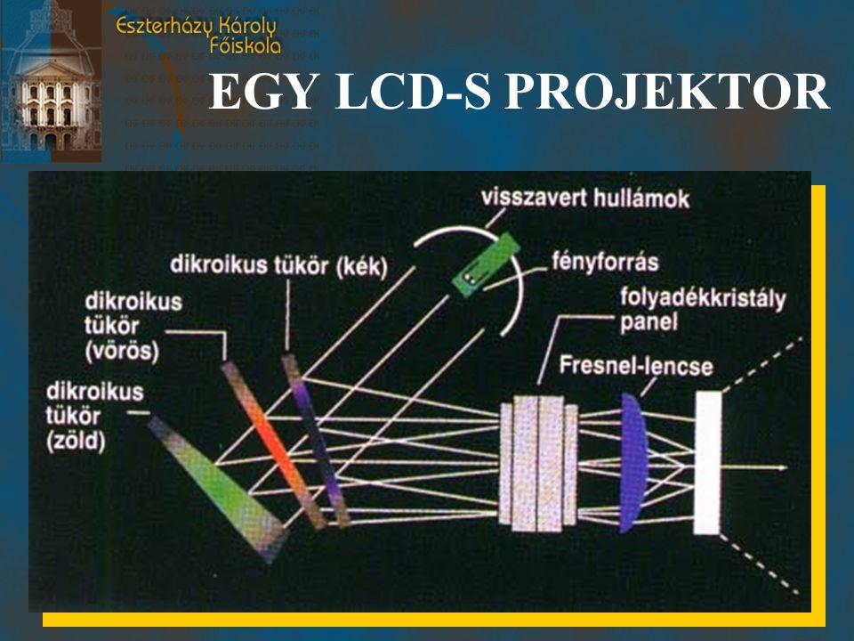 EGY LCD-S PROJEKTOR