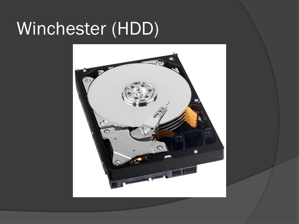 Winchester (HDD)