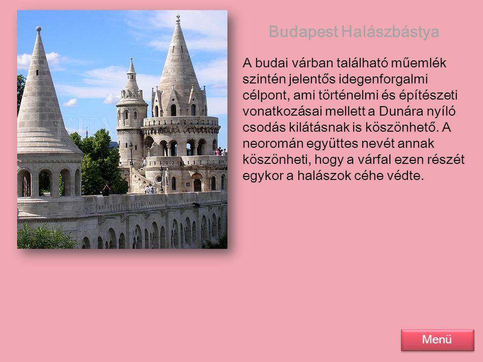Budapest Halászbástya