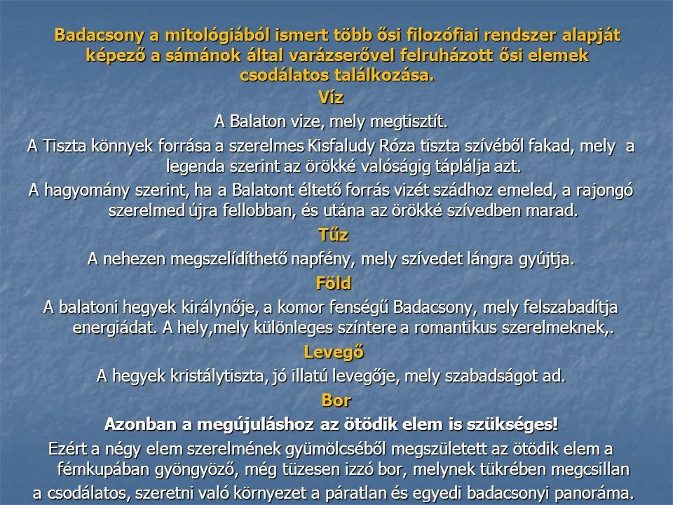 Azonban a megújuláshoz az ötödik elem is szükséges!