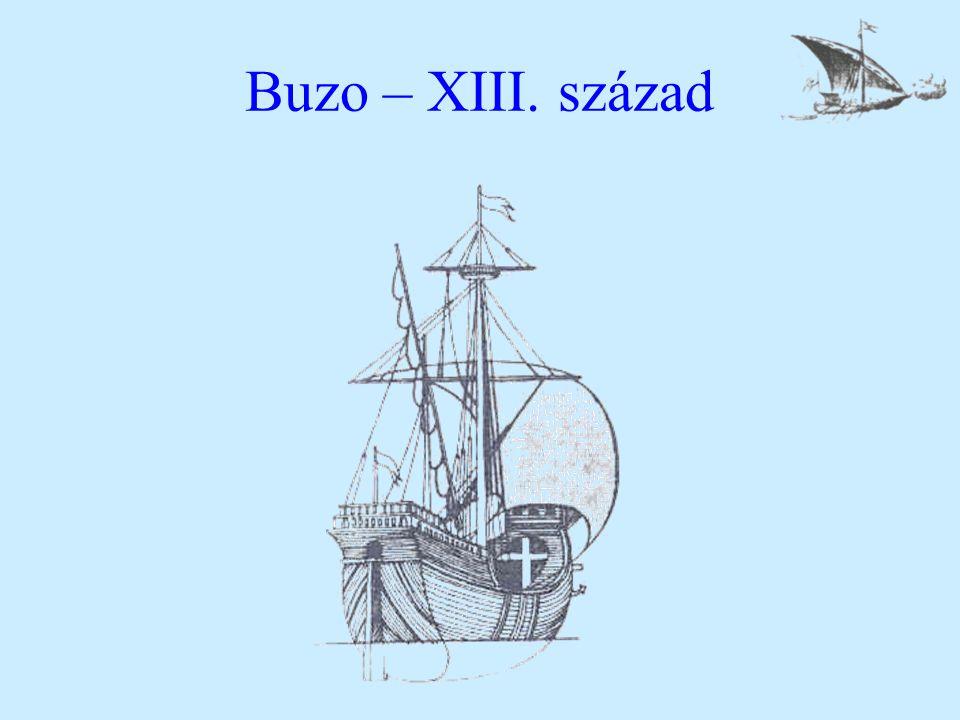 Buzo – XIII. század