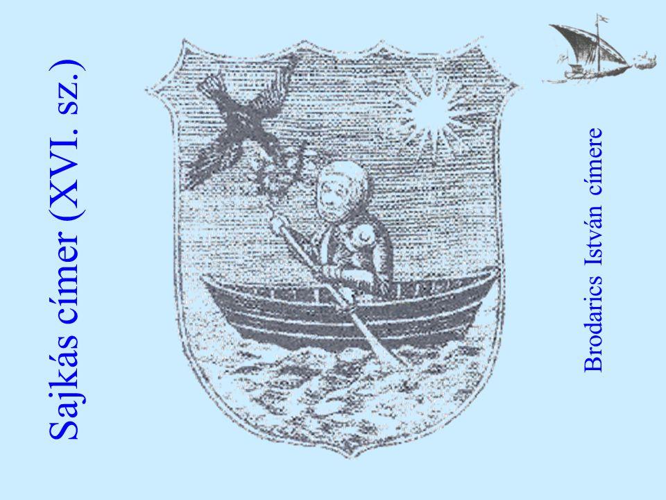 Brodarics István címere