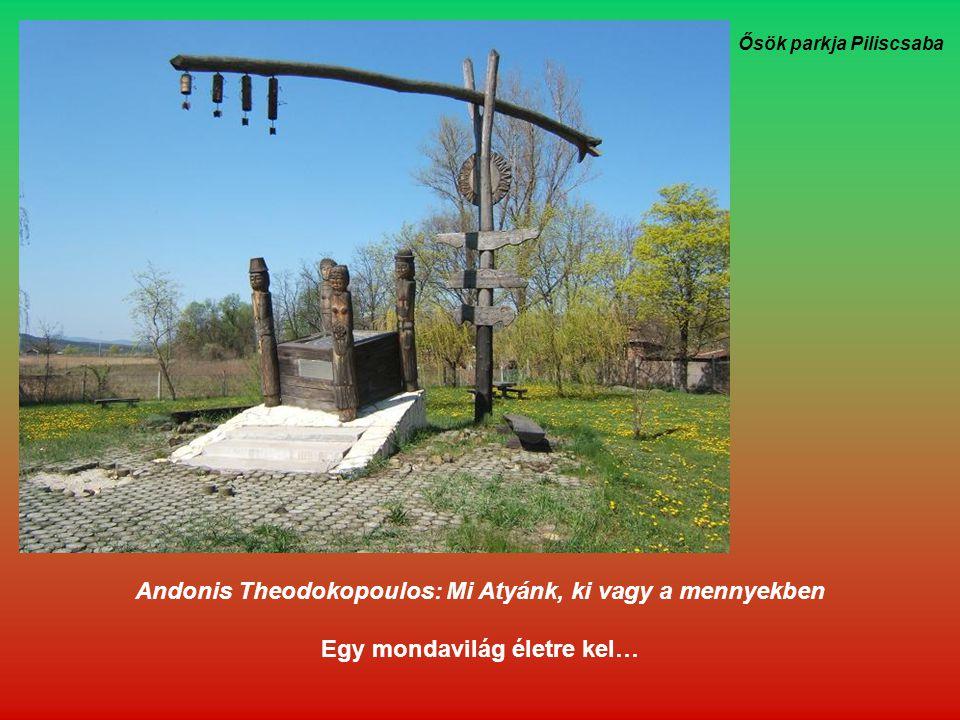 Andonis Theodokopoulos: Mi Atyánk, ki vagy a mennyekben