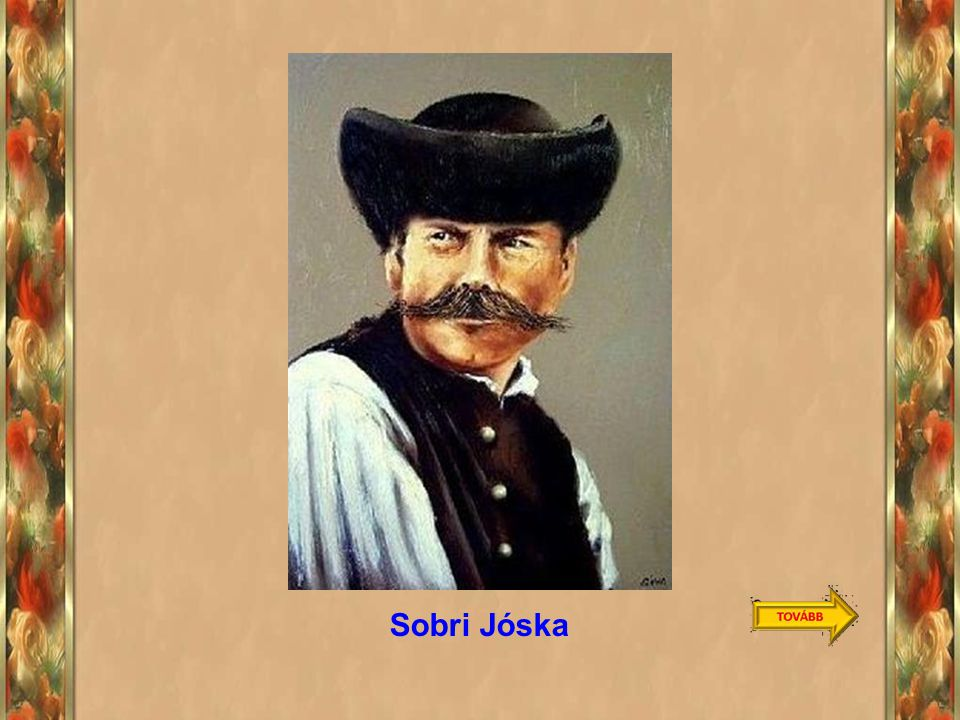 Sobri Jóska