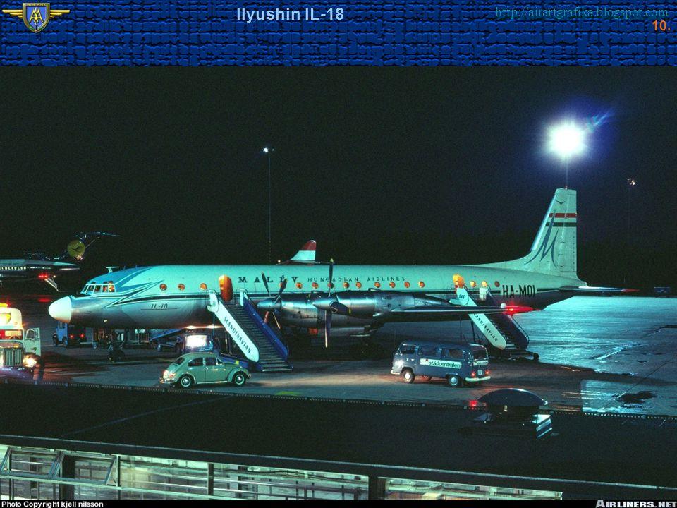 http://airartgrafika.blogspot.com Ilyushin IL-18 10.