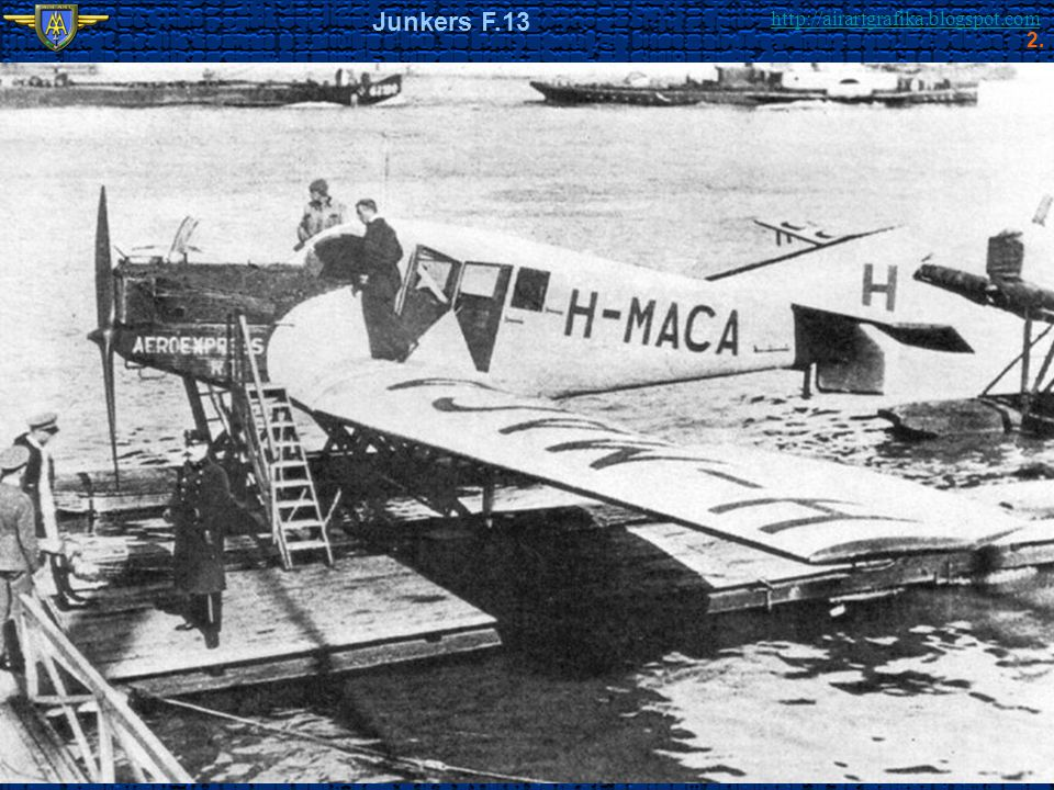 http://airartgrafika.blogspot.com Junkers F.13 2.