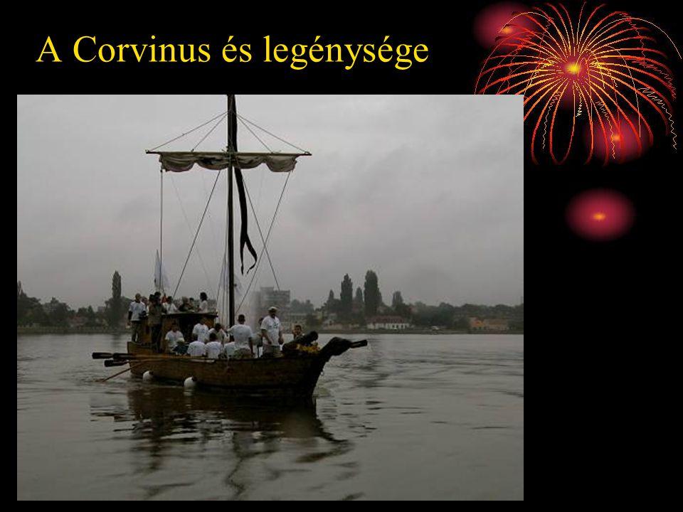 A Corvinus és legénysége