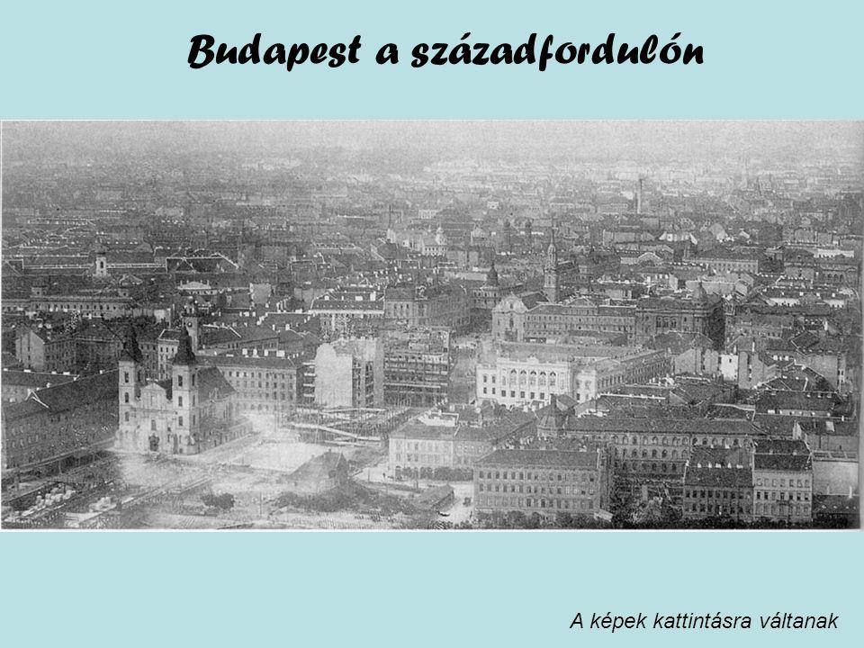 Budapest a századfordulón