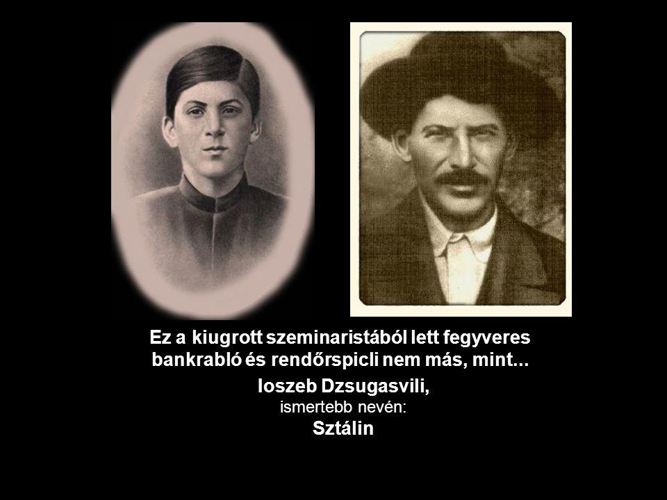 Ioszeb Dzsugasvili, Sztálin