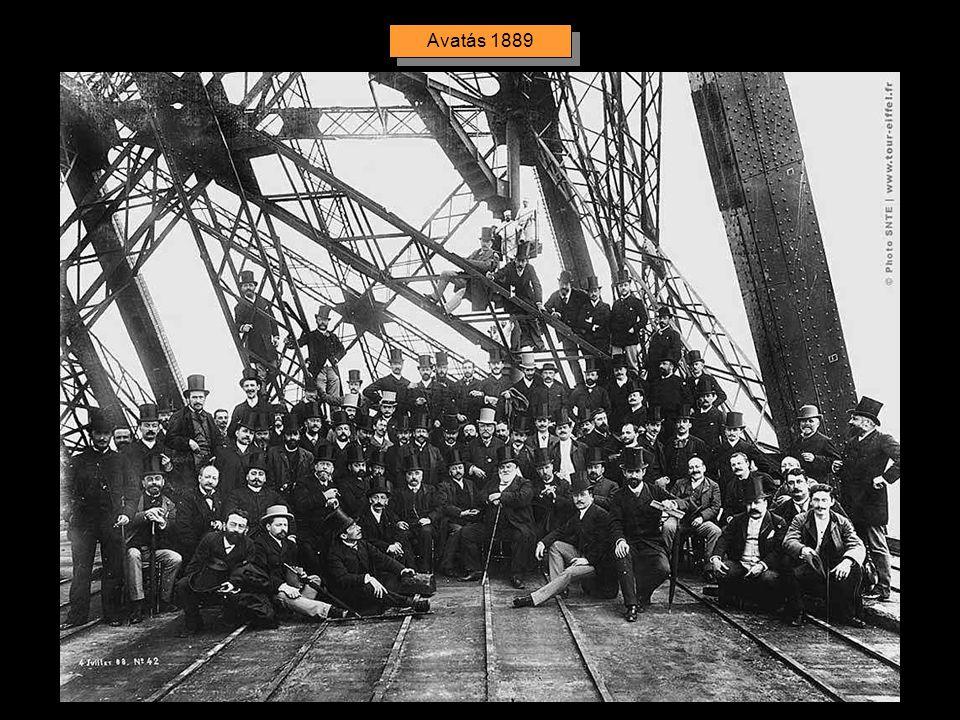 Avatás 1889