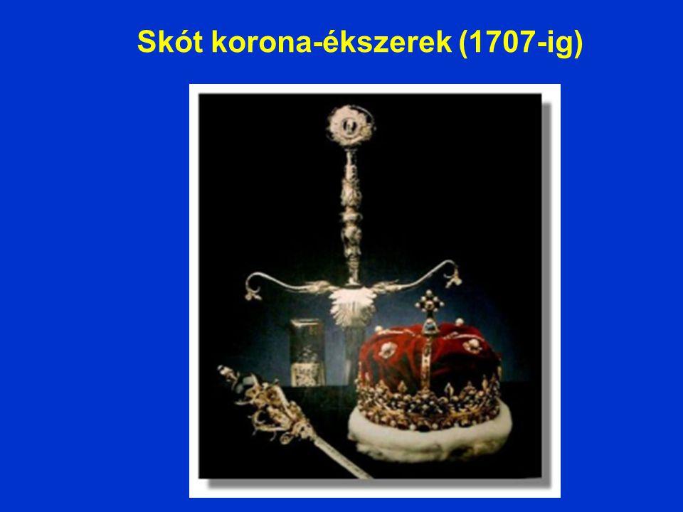 Skót korona-ékszerek (1707-ig)