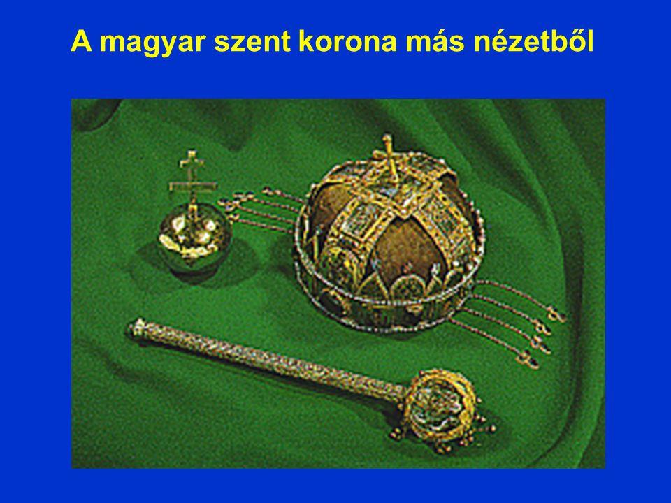 A magyar szent korona más nézetből