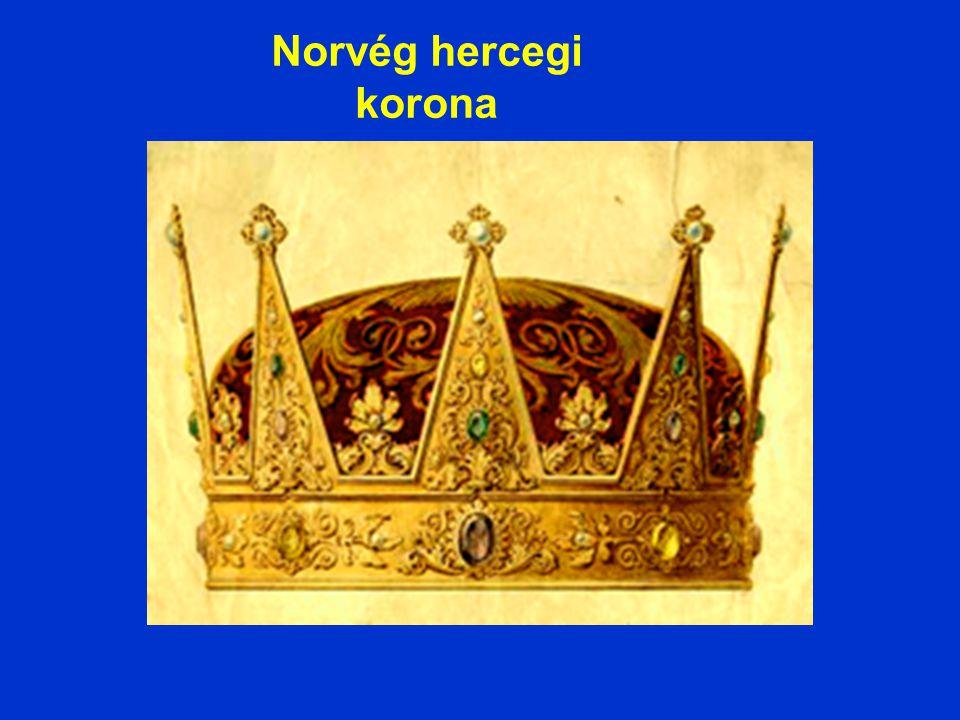 Norvég hercegi korona