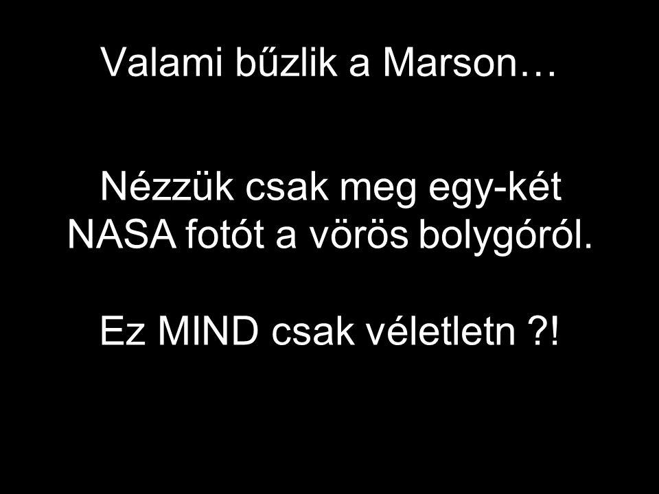 Valami bűzlik a Marson…
