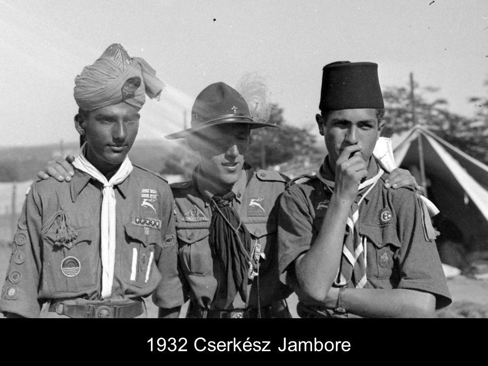 1932 Cserkész Jambore