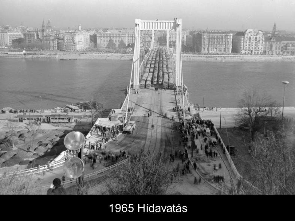 1965 Hídavatás