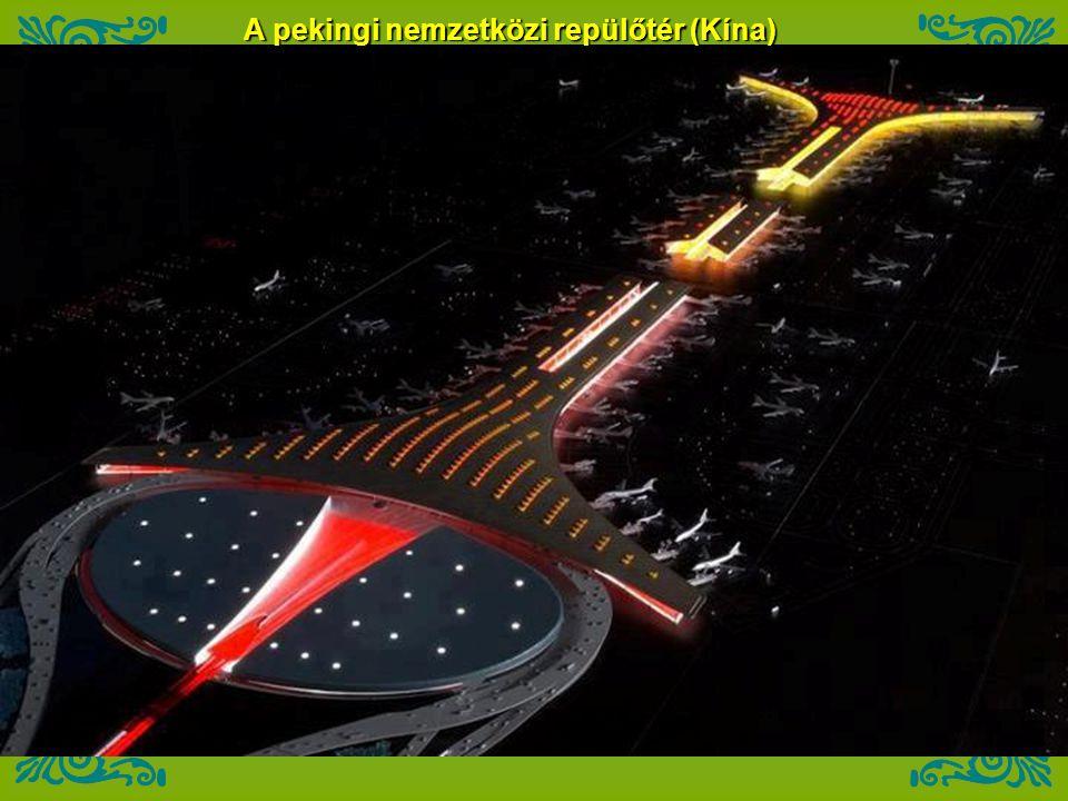 A pekingi nemzetközi repülőtér (Kína)