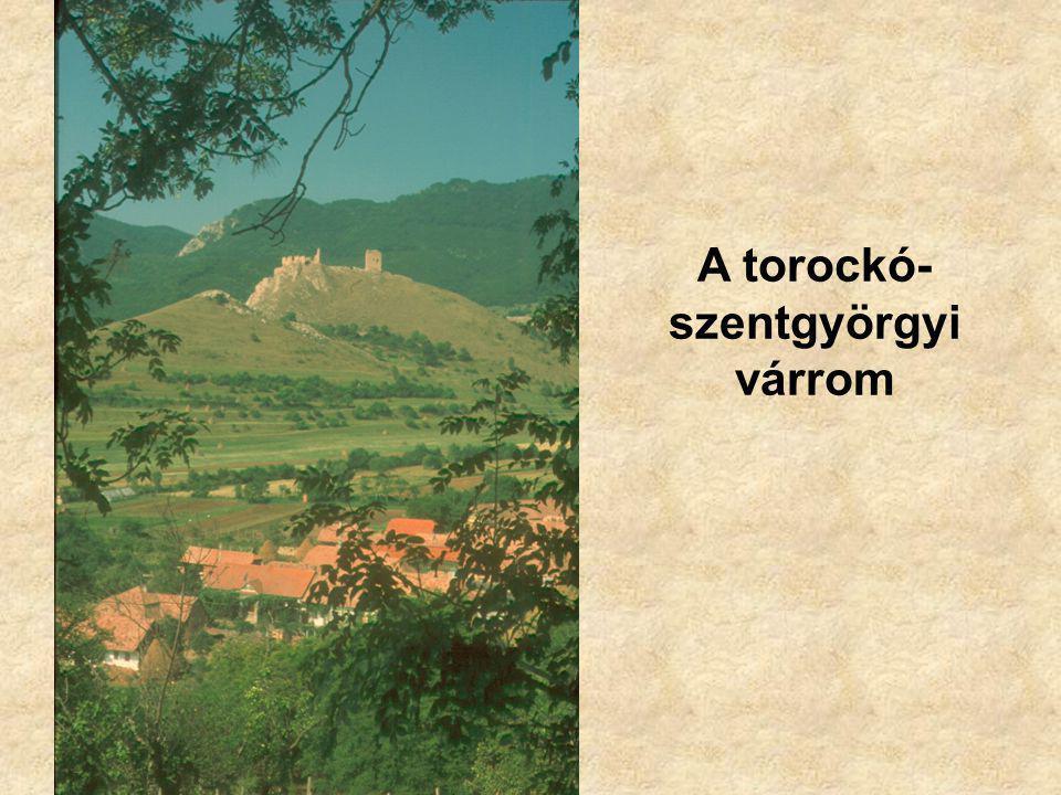 A torockó-szentgyörgyi várrom
