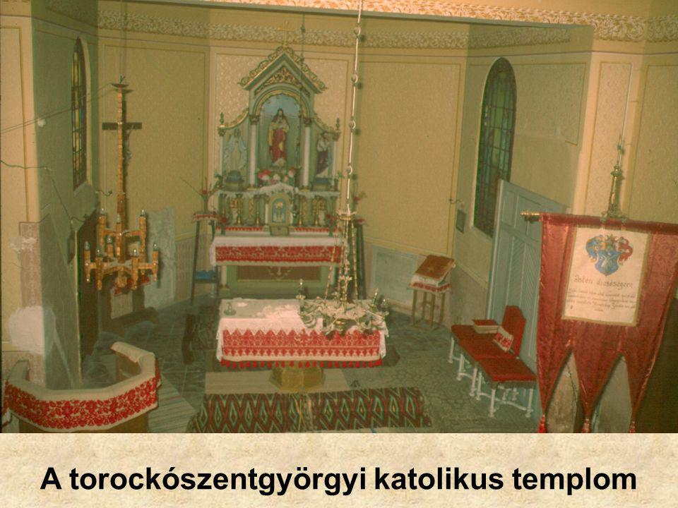 A torockószentgyörgyi katolikus templom