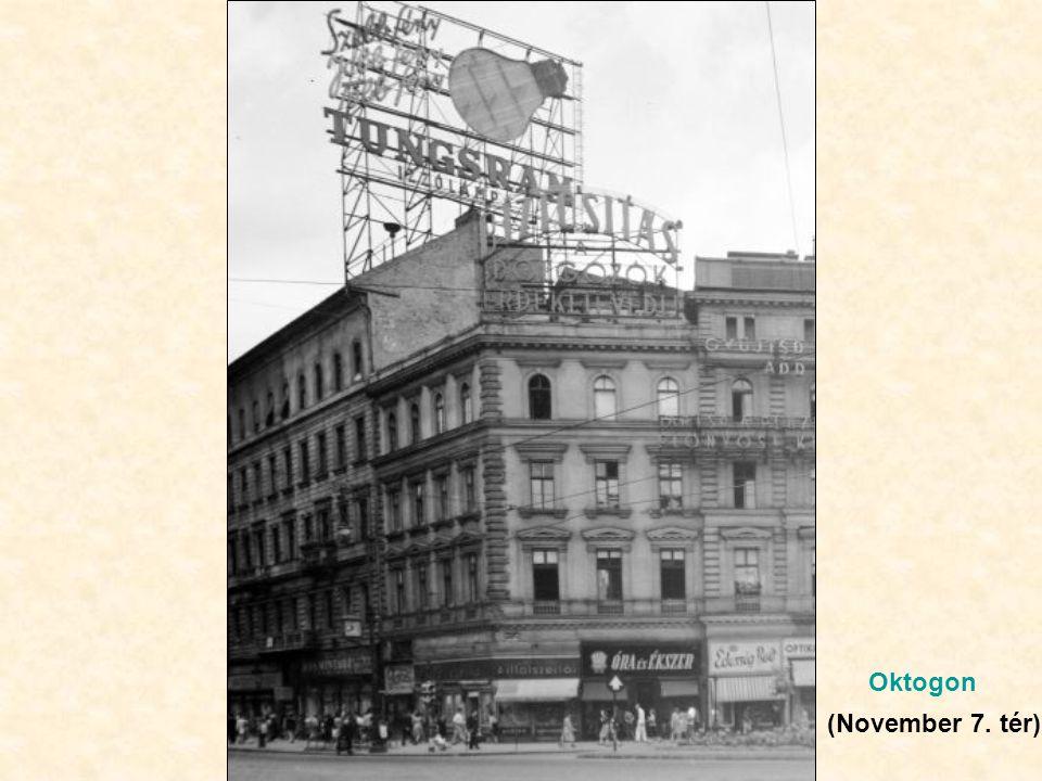 Oktogon (November 7. tér)
