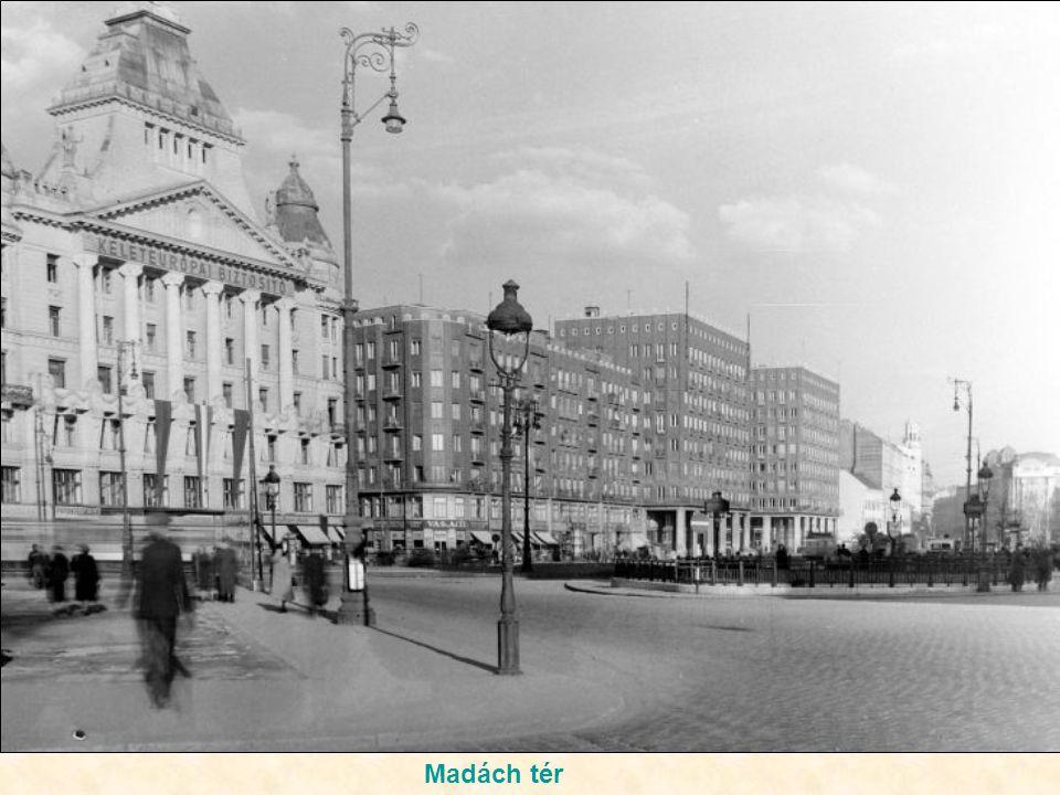 Madách tér Madách tér