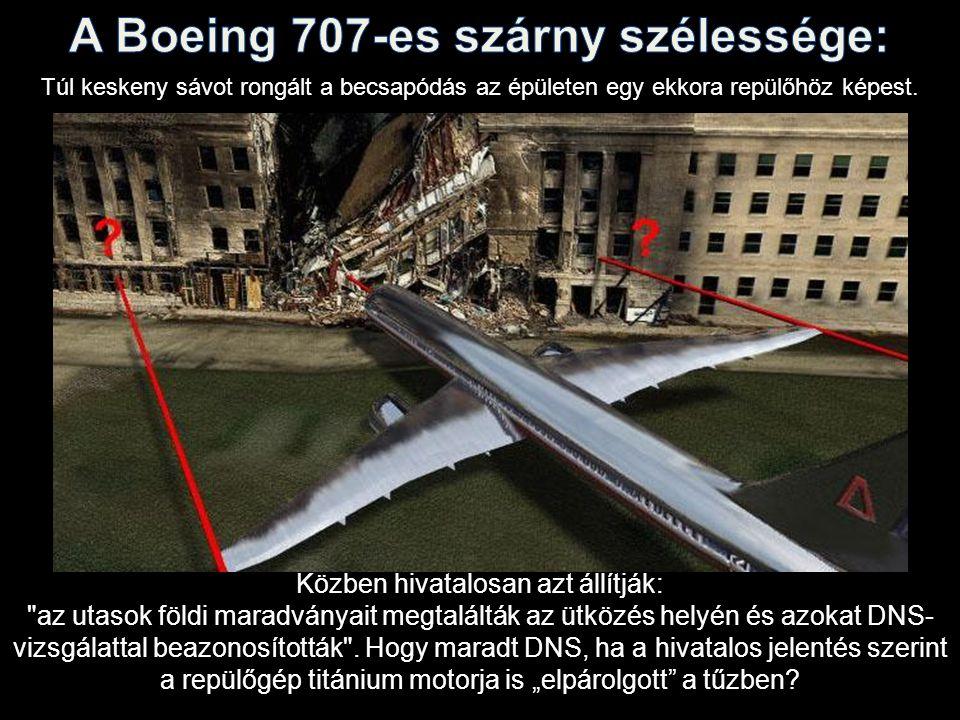 A Boeing 707-es szárny szélessége: