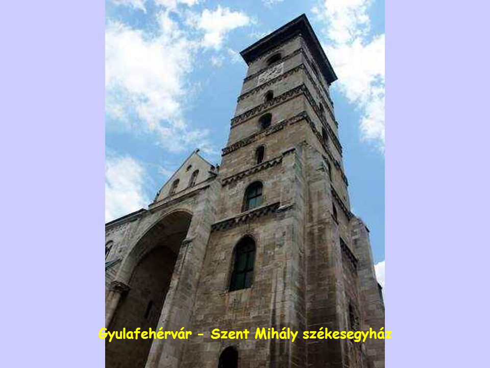 Gyulafehérvár - Szent Mihály székesegyház