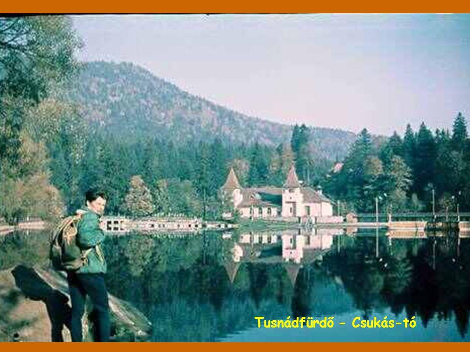 Tusnádfürdő - Csukás-tó