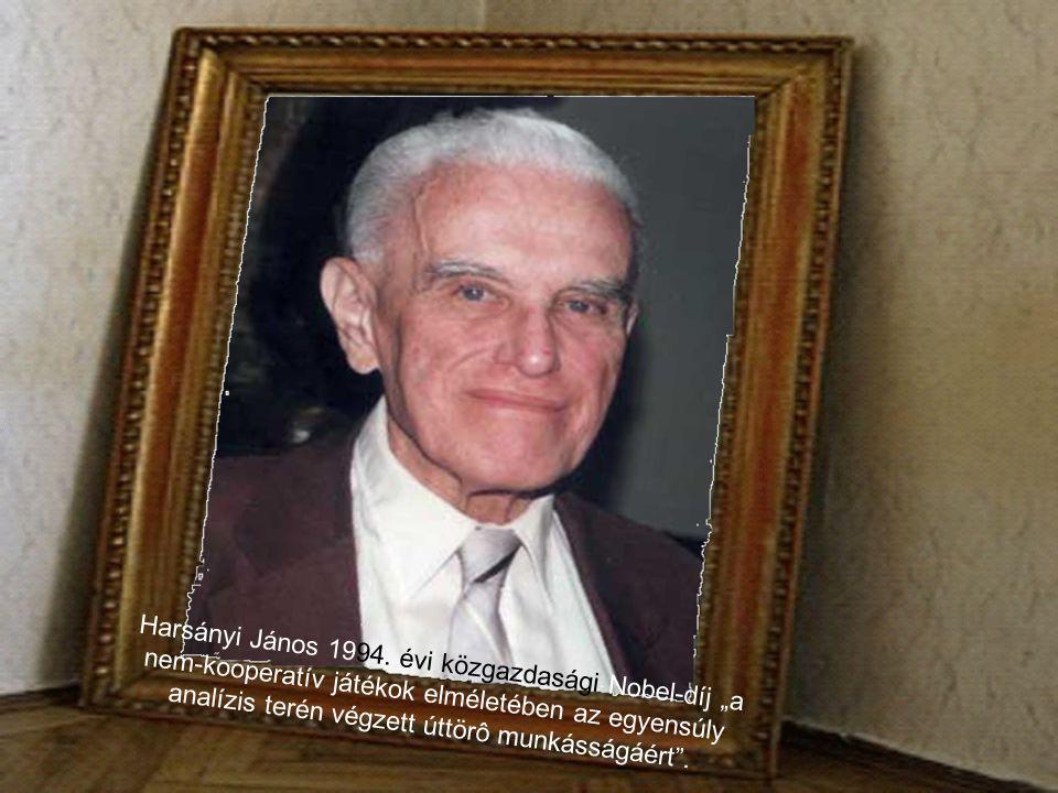 Harsányi János 1994.