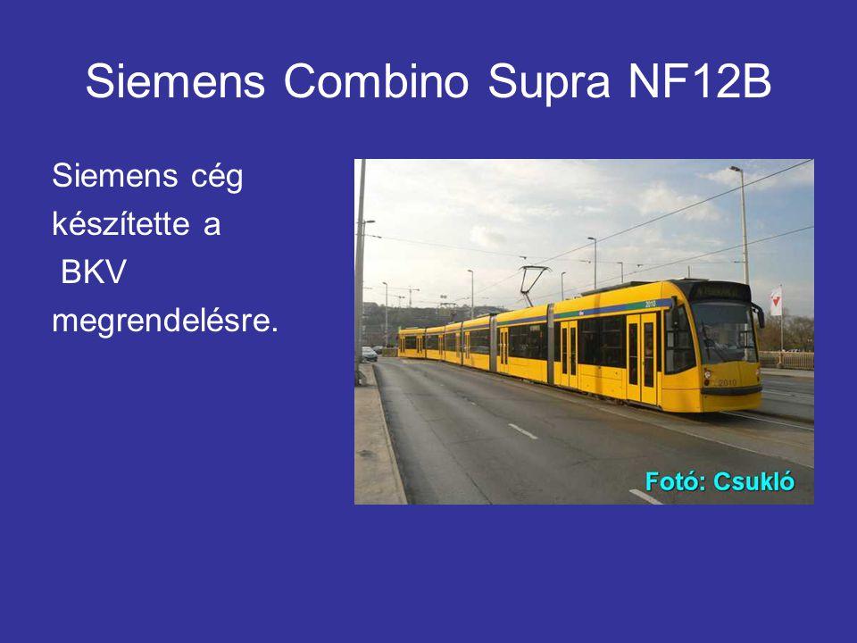 Siemens Combino Supra NF12B
