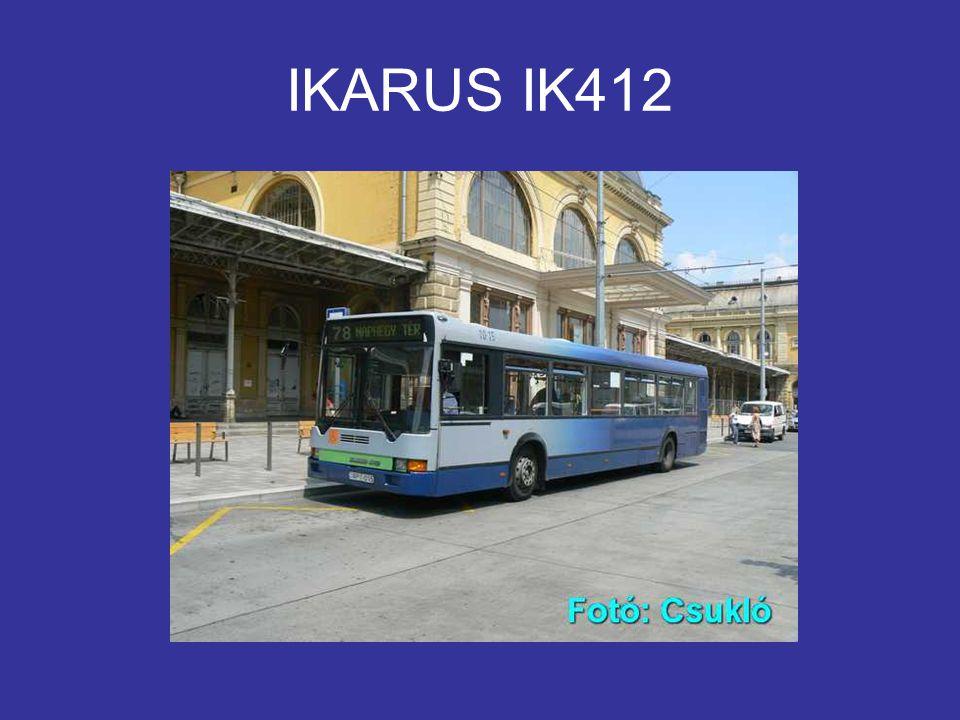 IKARUS IK412